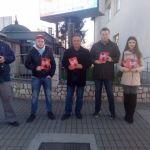 SDP u Kalesiji obilježio Dan borbe protiv korupcije!