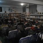 """Održano predavanje """"Nekažnjeni zločin: Ubistvo policajaca i početak agresije na Kalesiju 1992. godine"""""""