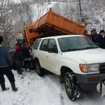 Lančani sudar: Sletjelo vozilo Civilne zaštite u Jajićima