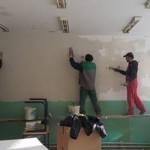 Kad neće Ministarstvo, hoće roditelji: Pogledajte kako je renovirana učionica u OŠ Kalesija
