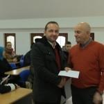 FOTO: Načelnik Sead Džafić podijelio svoju treću plaću studentima, socijalno ugroženim i za OŠ Vukovije