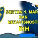 SDP Kalesija: Sretan 1. mart, Dan nezavisnosti Bosne i Hercegovine!