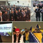 Dan nezavisnosti obilježen u Kalesiji: Prije 25 godina Kalesija je glasala ZA nezavisnu, u ratu očuvala cjelovitu BiH