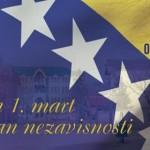 Čestitka OPĆINA KALESIJA: Sretan 1.mart Dan nezavisnosti BiH