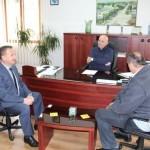 Održan sastanak načelnika i direktora FUCZ: Dogovoreno deminiranje Visa