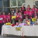"""Velika podrška Udruženju """"Ženo, majko, sestro"""": Obilježen Dan narcisa u Kalesiji"""