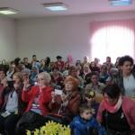 """Obilježen """"Dan narcisa"""" u Kalesiji, veliki broj žena na predavanju o borbi protiv karcinoma"""