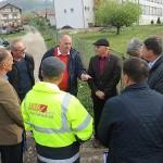 Počela izgradnja pješačke staze Rainci Gornji- Petrovice Gornje (FOTO)