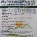 """Povodom Dana općine: Prvi regionalni susreti planinara u organizaciji PD """"Kalesija"""""""