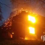 U Dedajićima zapalio sopstvenu kuću?