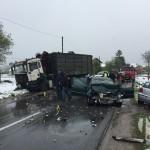 FOTO: U sudaru Mercedesa i kamiona poginuo Mirzet Milkunić iz Donjeg Hrasna
