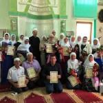 U džematu Miljanovci upriličena hatma-dova za dvadeset novih učača Kur'ana
