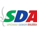 Saopćenje OO SDA Kalesija povodom press konferencije Crvenog križa Kalesija