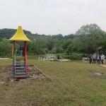 FOTO: Privode se kraju radovi na uređenju parka za djecu