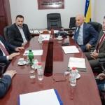 Načelnik Sead Džafić boravio u Vladi FBiH gdje je razgovarao sa ministrima o pomoći za Kalesiju