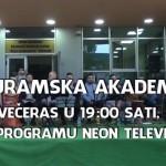 """Bajramska akademija"" večeras na programu Neon televizije"
