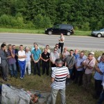 Obilježena 25. godišnjica od oslobođenja Brezika (FOTO