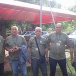 """Kalesijski oficiri boravili na okupljanju u Bileći, a zatim posjetili """"Kovnicu"""" vlasništvo Seada Džafića"""