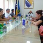 Predstavnici turske općine Yunus Emre u posjeti općini Kalesija