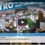 VIDEO/Fahrudin Sinanovic za TV NEON: Josip Pejaković je čovjek institucija, odličan glumac, veliki Bosanac i patriota