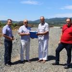 Predstavnik IFAD projekta boravio u Kalesiji: Načelnik predao dokumentaciju za put Omega-Drvenice