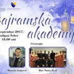 Bajramska akademija 3.septembra u džematu Šeher