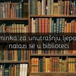 """Nagradni natječaj: Izbor najboljeg slogana/parole/poruke kao odgovora na pitanja: """"Zašto moram da čitam?"""" i """"Zašto trebam biti član biblioteke?"""""""