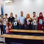 Općina Kalesija: Upriličen prijem za majke porodilje