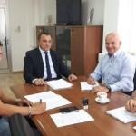 Potpisan ugovor za čišćenje, uređenje i sanaciju korita rijeka Tavna, Gribaja i Dubnica