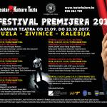 """BKC Kalesija/""""Subotom u pozorište"""": Pogledajte najavni džing Festivala premijera i raspored predstava"""