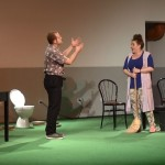 Otvoren prvi pozorišni festival u Kalesiji: Glumci oduševili publiku