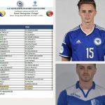Kalesijac Mirel Ibrahimović pozvan u mladu reprezentaciju BiH