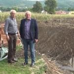 Načelnik Općine Kalesija obišao radilišta u Memićima i Tojšićima
