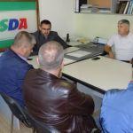 """SDA Kalesija pristupila dva """"parlamentarca"""" i tri vijećnika"""