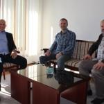 Općinski načelnik razgovarao sa Suadom Bešlićem o ulaganju u Kalesiju