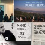 """VIDEO/ Spot za """"Devet heroja"""" ugledao svjetlost dana: Znate li imena devet heroja Armije RBiH u proteklom odbrambeno-oslobodilačkom ratu?!"""