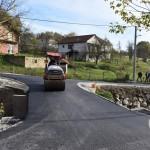 Završeno asfaltiranje puta u naselju Palavre MZ Prnjavor