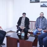 Općinski načelnik razgovarao sa predstavnicima Udruženja dobitnika najvećih ratnih priznanja
