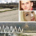"Tragedija kod mosta ""Sead Džafić"": ""Golf"" sletio u Spreču, nastradali Halil Zahirović i Asmira Smajić"