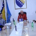 Općinski načelnik razgovarao sa predstavnicima Vijeća MZ Zukići