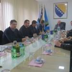 Premijer Vlade TK sa ministrima posjetio Kalesiju