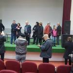 """U BKC-u izvedena monodrama """"San o majdanu"""" Emira Nišića"""
