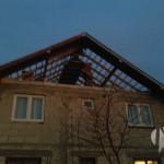 Jak vjetar nanio materijalnu štetu na stambenim objektima i u Kalesiji, stradali i plastenici