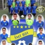 Kalesijac Šefik Imamović sa Školom mladih talenata vrši promociju budućih nada bh.fudbala
