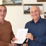 Općinski načelnik potpisao ugovore vrijedne 172.361 KM