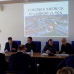 UŽIVO/Tematska sjednica Općinskog vijeća: Saobraćajna sigurnost na području općine Kalesija