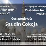 BKC Kalesija: U subotu promocija knjige Saudina Cokoje