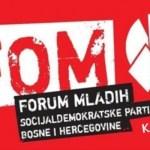 Mladi SDP-a održali sastanak u Kalesiji: Traže što hitniji završetak sportske dvorane