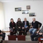 """Načelnik Sead Džafić razgovarao sa predstavnicima firme """"Malina"""" iz Bratunca"""