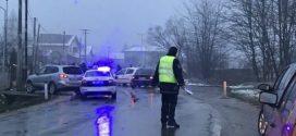 G.Kalesija: Umjesto da se zaustavi BMW-om zakačio policajca i vozilo